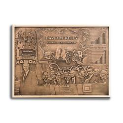 Image Collage Cast Bronze