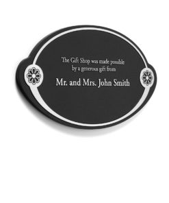 Memorial Plaque - Etched Donor Plaque