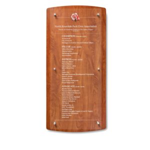 Custom Recognition Plaques