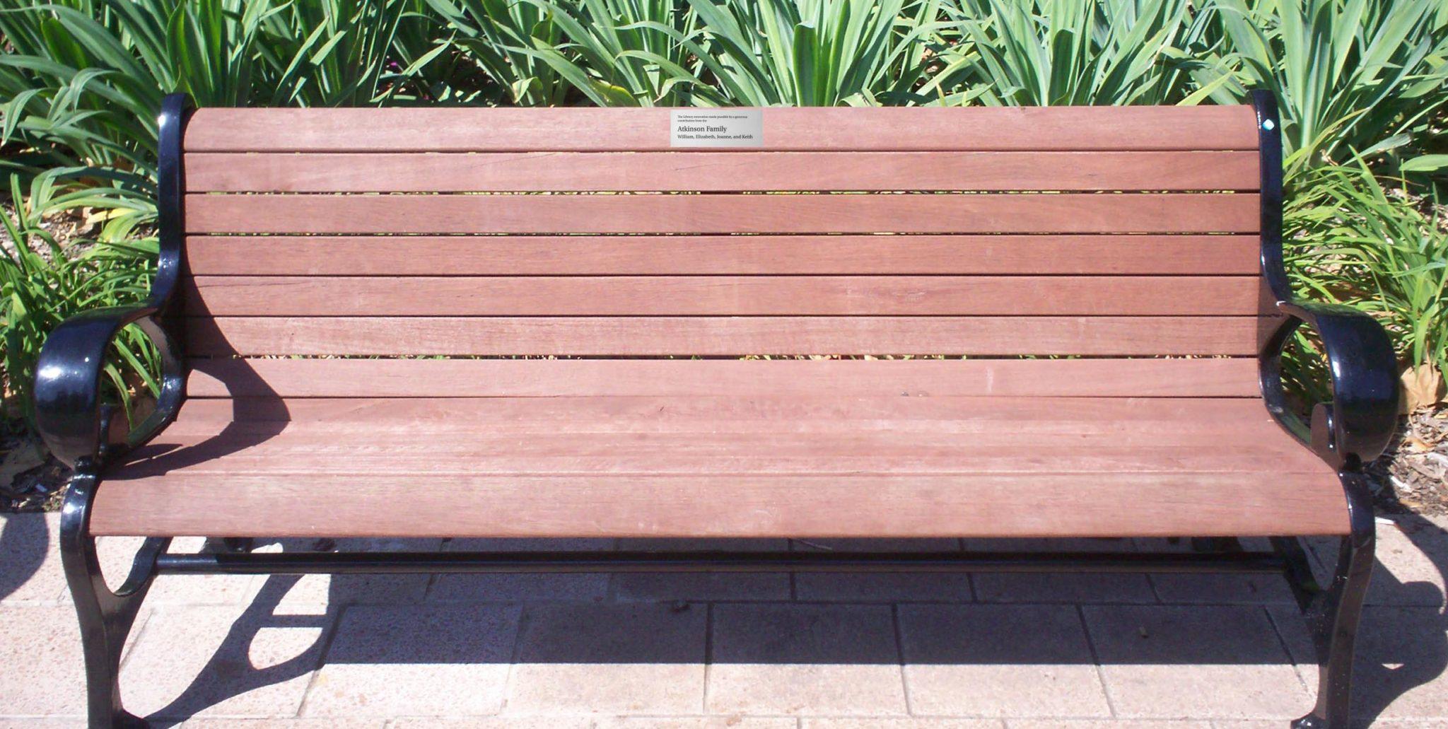 Enjoyable Bench Plaque Short Links Chair Design For Home Short Linksinfo